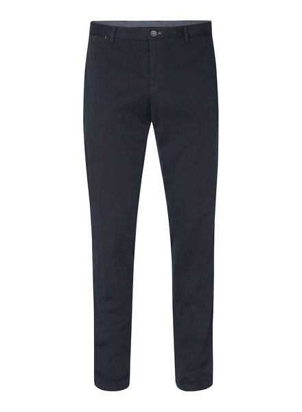 SUNWILL Modern Fit Navy Casual Pant