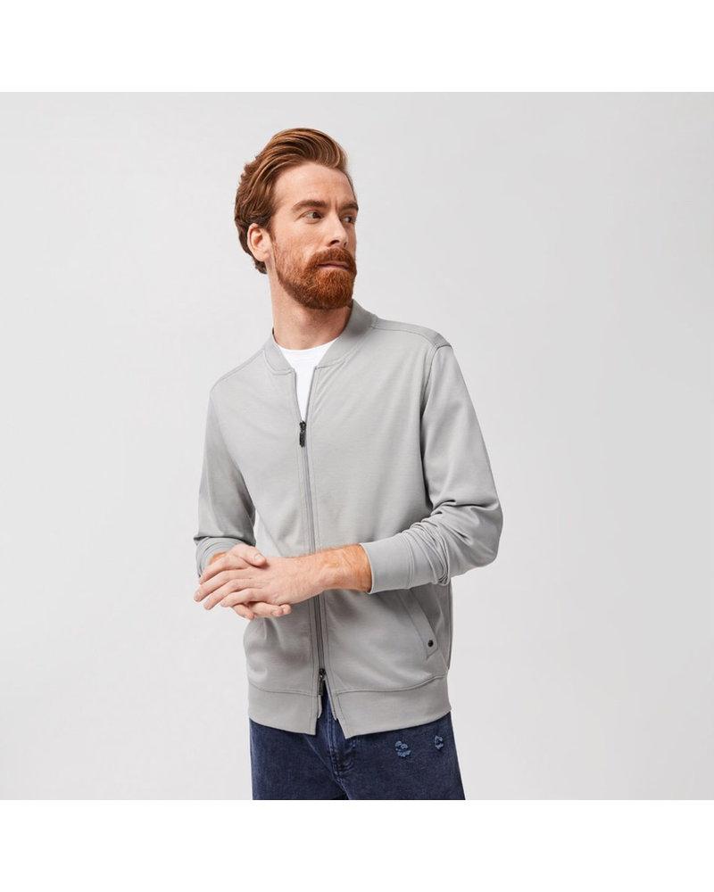 ROBERT BARAKETT Georgia Full Zip Sweatshirt