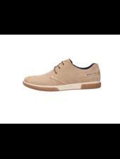 BUGATTI Tan Suede Sneaker