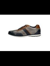 BUGATTI Navy Grey Sneaker