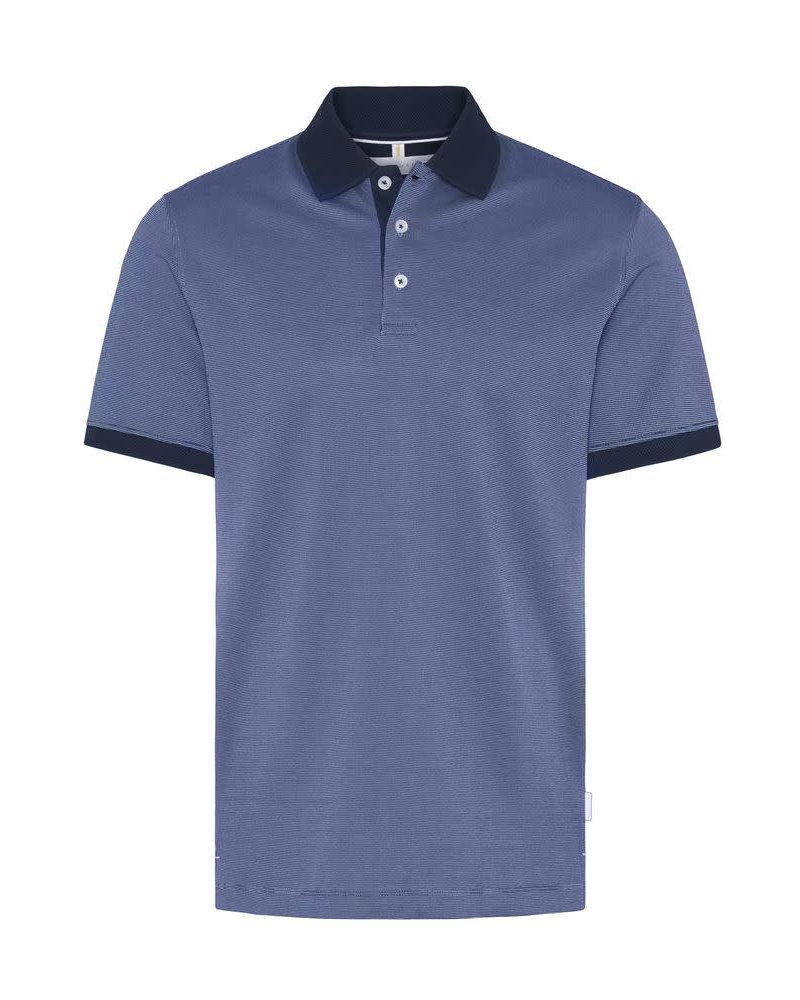 BUGATTI Blue Polo