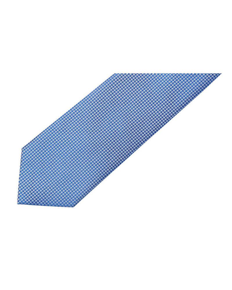 MONTEBELLO Pale Blue Silk Tie