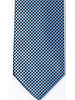 MONTEBELLO Blue Navy Silk Tie