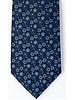 MONTEBELLO Navy Daisey Silk Tie