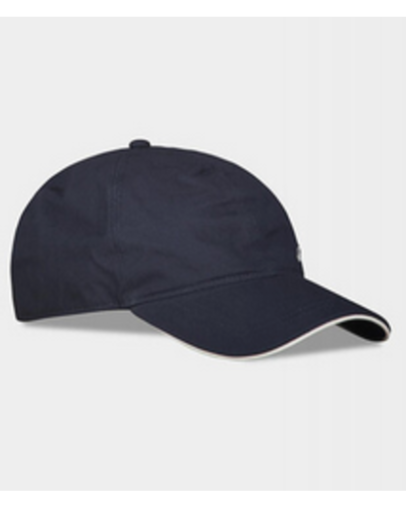 PAUL & SHARK White Cotton Baseball Hat