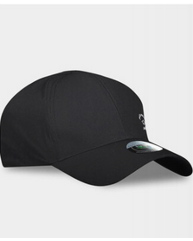 PAUL & SHARK Black Performance Baseball Hat