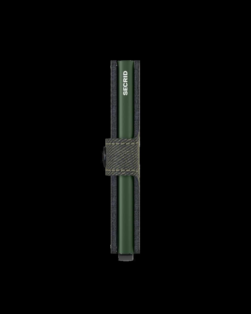 SECRID Twist Miniwallet Green