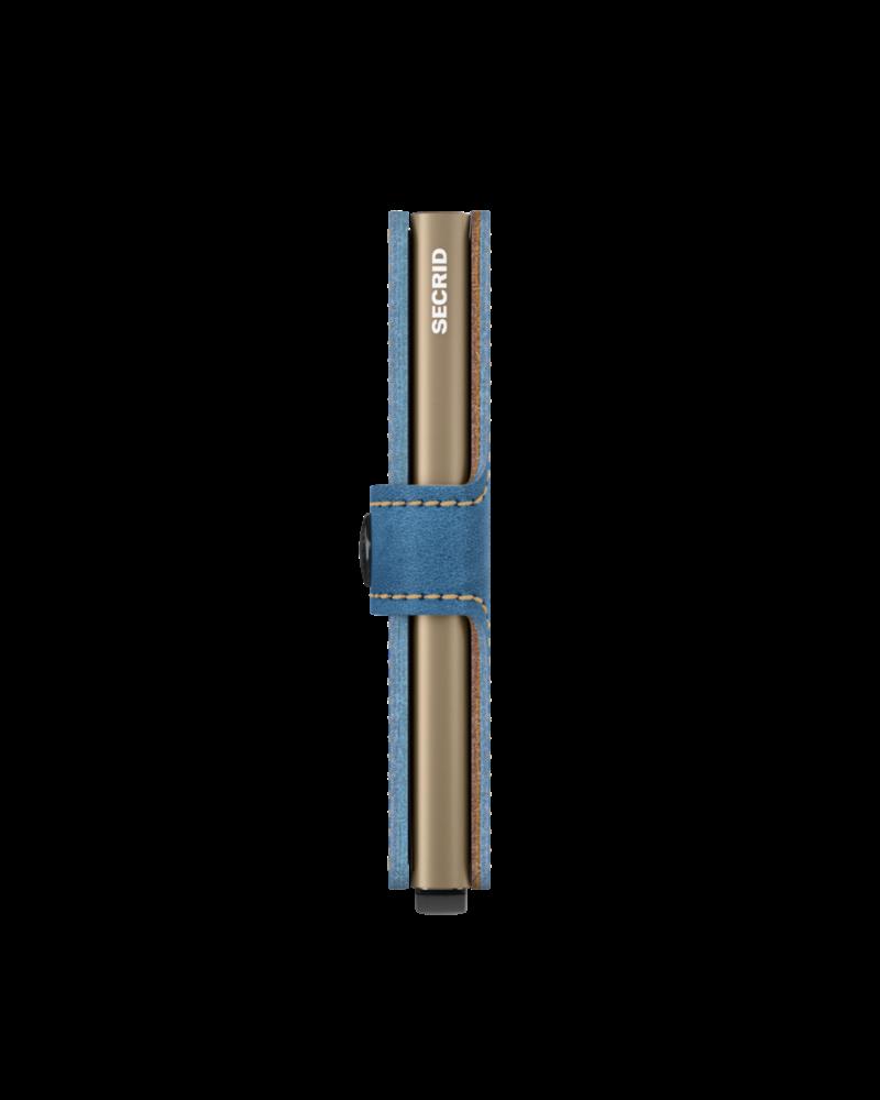 SECRID Indigo Miniwallet 3 Sand