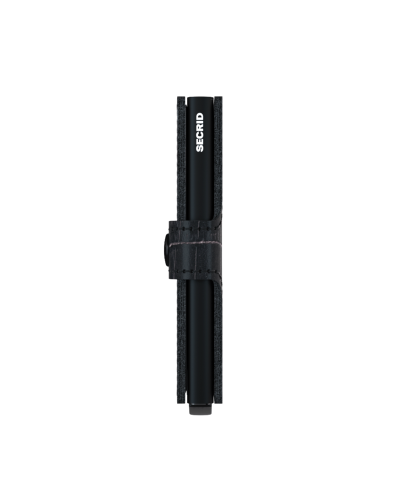 SECRID Cleo Miniwallet Black