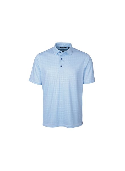 CUTTER & BUCK Classic Fit Pike Double Dot Polo