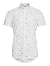 BLEND Slim Fit Patterned Shirt
