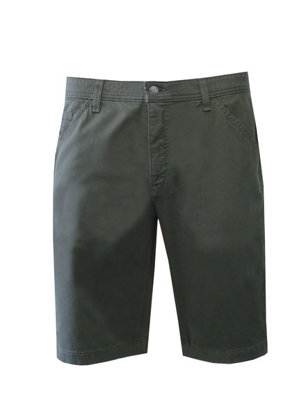 MARCO Modern Fit Green Shorts