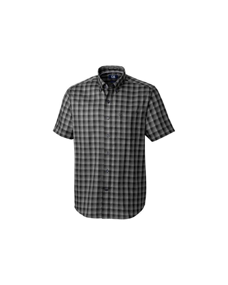 CUTTER & BUCK Classic Fit Fremont Check Shirt