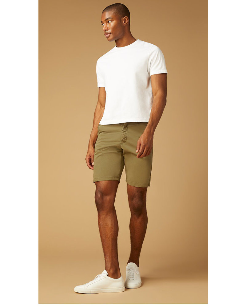 DL1961 Modern Fit Khaki Jake Chino Shorts
