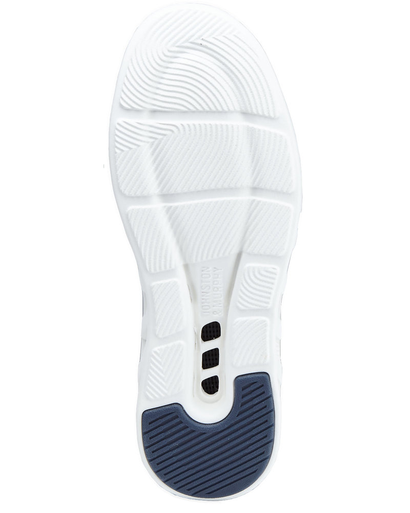 JOHNSTON & MURPHY Activate Plain Toe Grey Sneaker