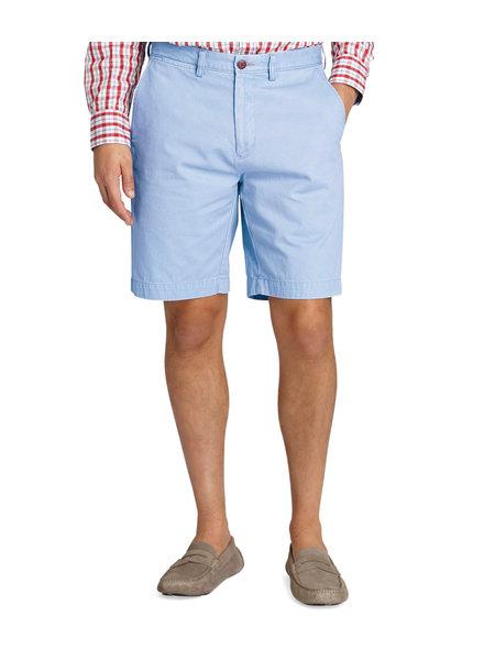 JOHNSTON & MURPHY Classic Fit Light Blue Shorts