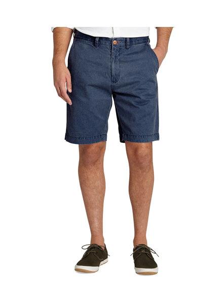 JOHNSTON & MURPHY Classic Fit Navy Shorts