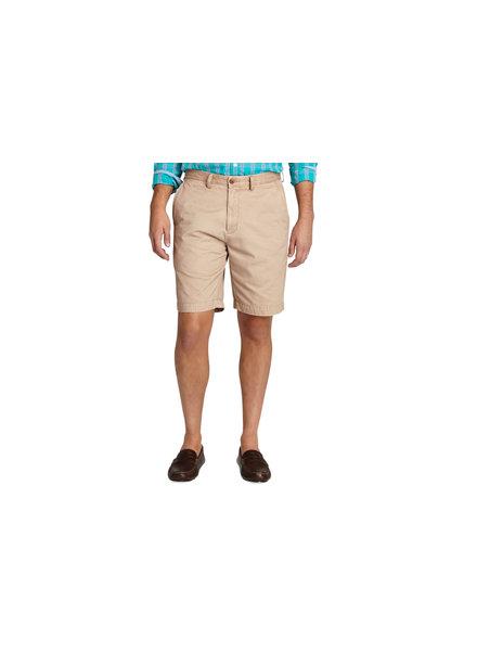 JOHNSTON & MURPHY Classic Fit Sand Shorts