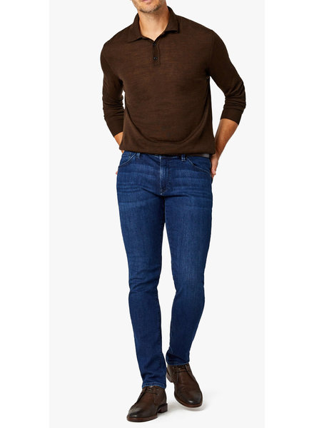 34 HERITAGE Slim Fit Dark Shaded Jean