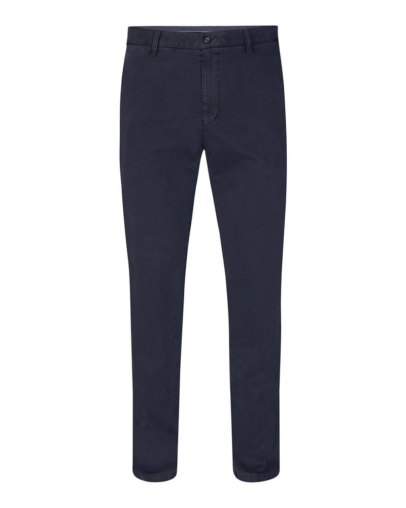 SUNWILL Modern Fit Twill Casual Pant