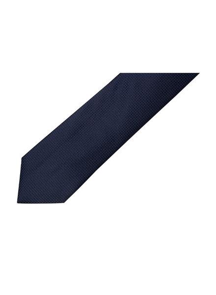 MONTEBELLO Navy Silk Tie
