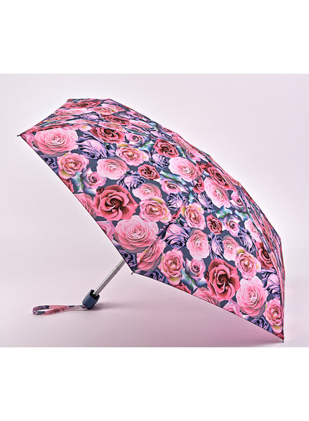 Tiny Powder Rose Umbrella