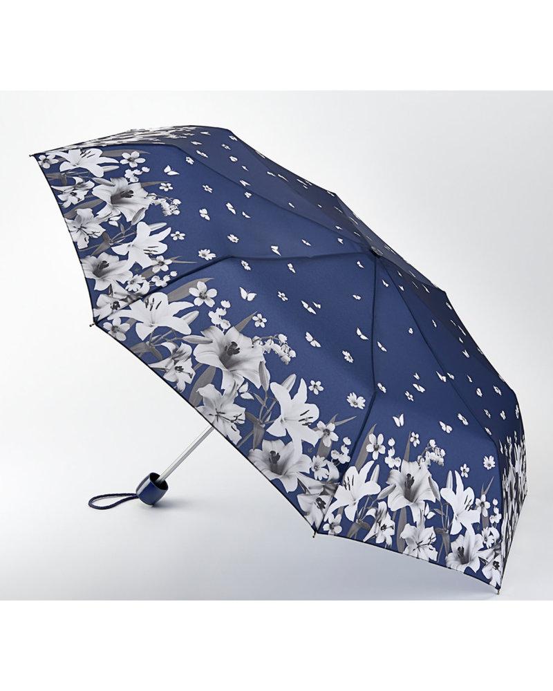 Minilite Lilies & Snowdrops Umbrella