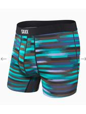 SAXX Undercover Black Reflective Stripe Boxer Brief