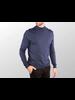 7 DOWNIE Cotton Modal Mock Neck Sweater