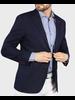 7 DOWNIE Modern Fit Navy Plain Sport Coat
