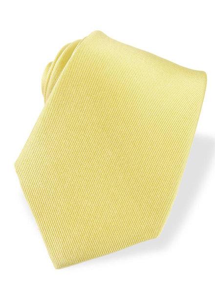 DION Cream Silk Tie