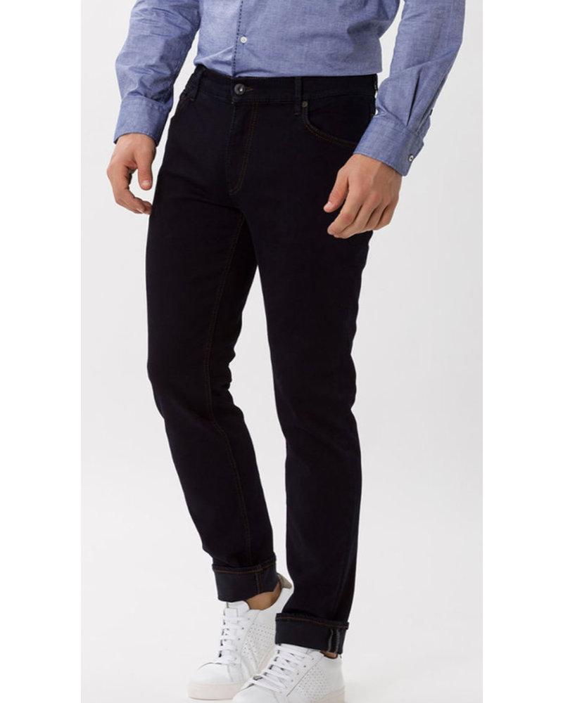 BRAX Slim Fit Dark Denim Hi Flex Jeans