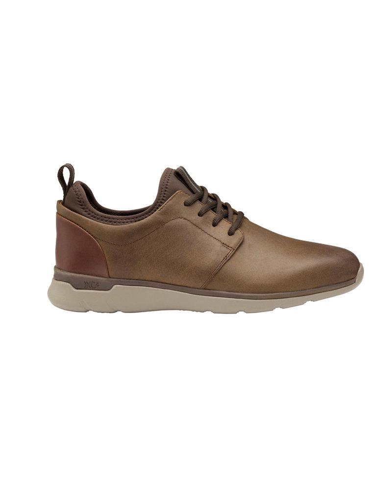 JOHNSTON & MURPHY Tan Prentiss Plain Toe XC4 Shoe