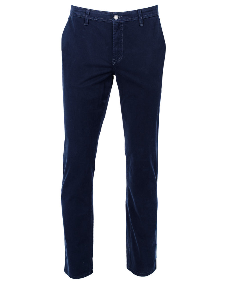 MARCO Modern Fit Flat Front Casual Pant
