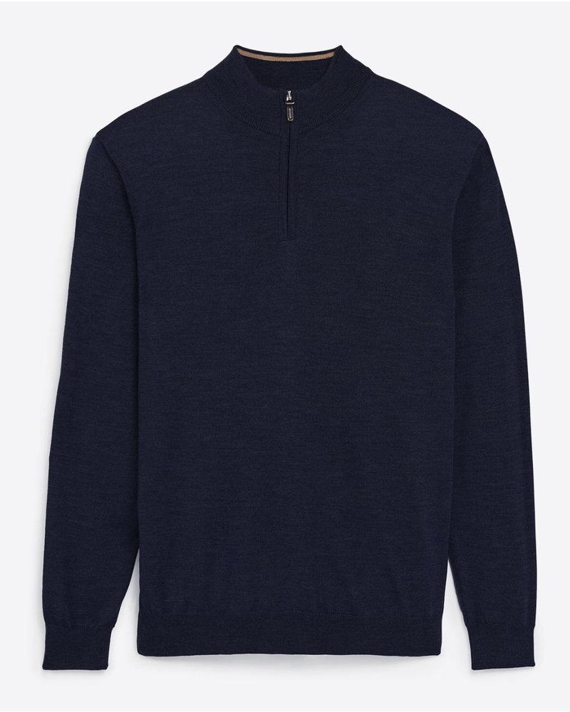 BUGATCHI UOMO 1/4 Zip Sweater