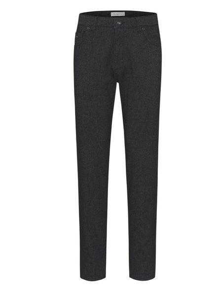 BUGATTI Modern Fit Charcoal 5 Pocket Pant