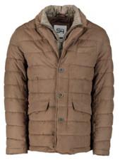 S4 Tan Baby Wale Corduroy Jacket