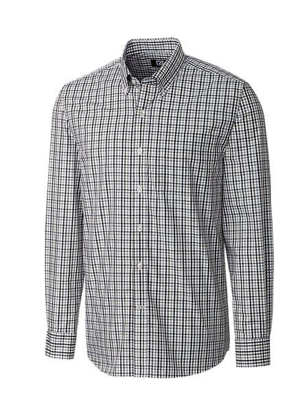CUTTER & BUCK Gilman Plaid Shirt