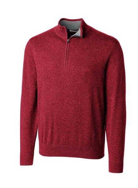 CUTTER & BUCK Lakemont 1/4 Zip Sweater