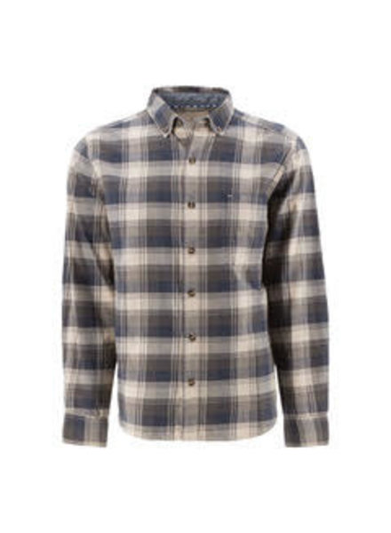 OLD RANCH Classic Fit Sage Plaid Shirt