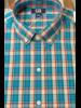 CUTTER & BUCK Caleb Plaid Shirt