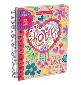 Cactus Game Design Love Devotional Journal