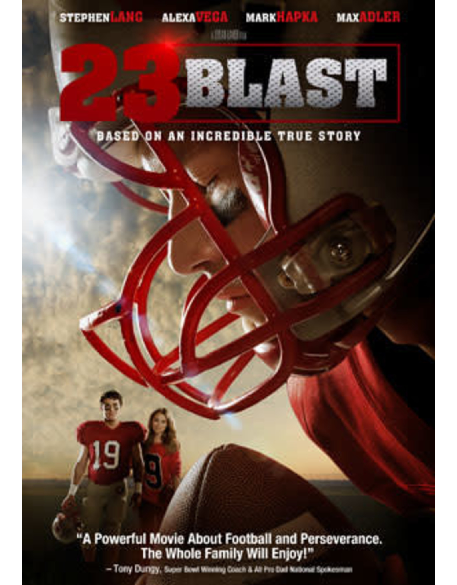 Ocean Avenue Entertainment 23 Blast (CBA Version)