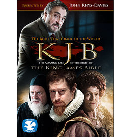 Lionsgate KJB: The Book That Changed The World (DVD)