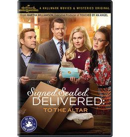 Cinedigm Signed, Sealed, Delivered: To The Altar (DVD)