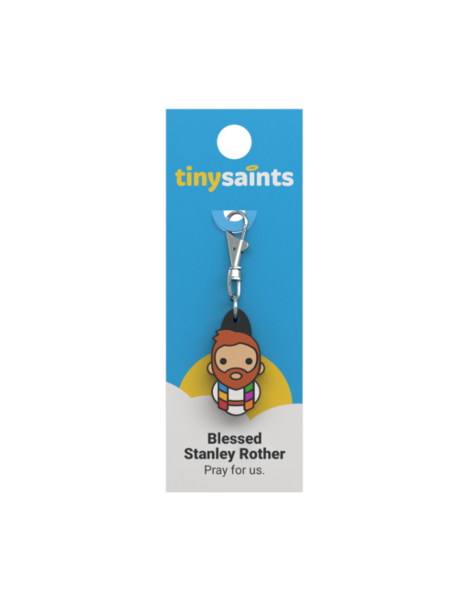 Tiny Saints Tiny Saints Charm - Blessed Stanley Rother