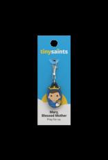 Tiny Saints Tiny Saints Charm - Mary, Blessed Mother