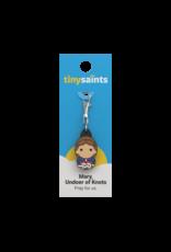 Tiny Saints Tiny Saint Charm - Mary, Undoer of Knots