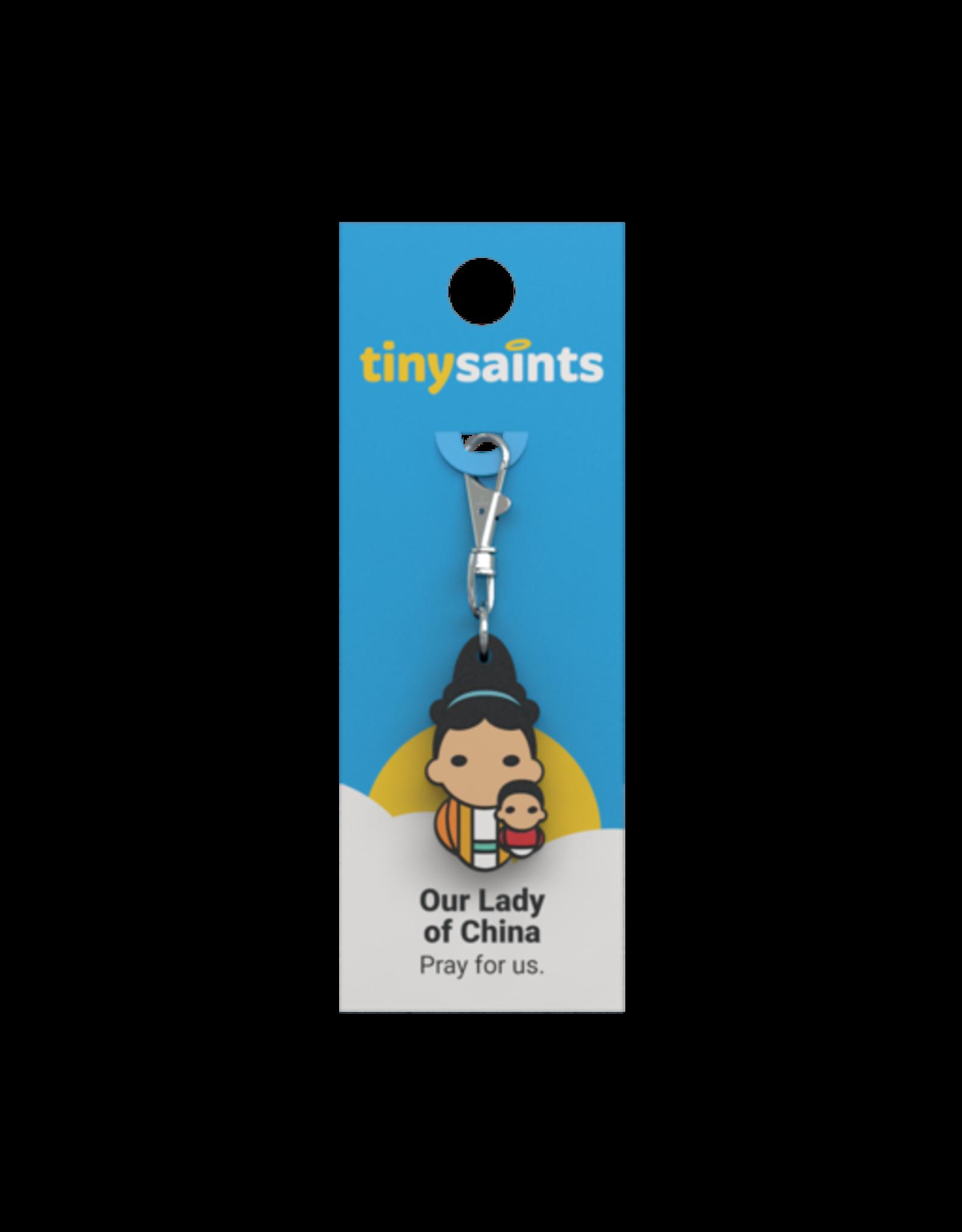 Tiny Saints Tiny Saints Charm - Our Lady of China