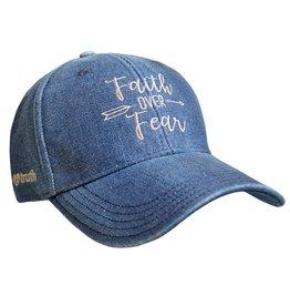 grace & truth grace & truth® Womens Hat Faith Over Fear